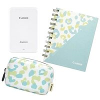 Фотопринтер Canon ZOEMINI PV-123 White Essential Kit (3204C046)