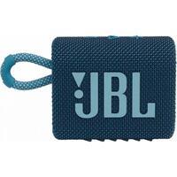 Портативная акустика JBL GO 3 Blue (JBLGO3BLU)