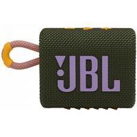 Портативная акустика JBL GO 3 Green (JBLGO3GRN)