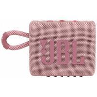 Портативная акустика JBL GO 3 Pink (JBLGO3PINK)