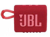Портативная акустика JBL GO 3 Red