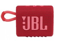 Портативная акустика JBL GO 3 Red (JBLGO3RED)