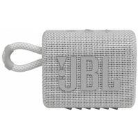Портативная акустика JBL GO 3 White (JBLGO3WHT)