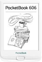 Електронна книга PocketBook 606 White