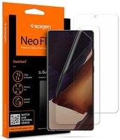 Защитная пленка Spigen для Galaxy Note 20 Neo Flex HD (2 pack)