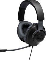 Игровая гарнитура JBL Quantum 100 Black (JBLQUANTUM100BLK)