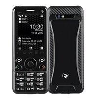 Мобільний телефон 2E E240 POWER DS Black