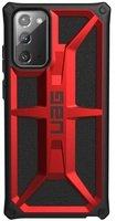 Чехол UAG для Galaxy Note 20 Monarch Crimson