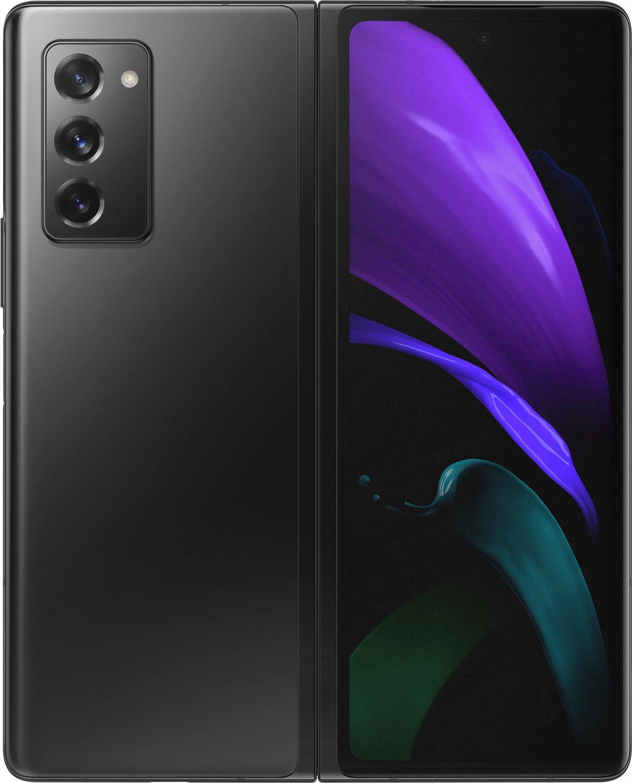Смартфон Samsung Galaxy Z Fold2 Black фото 1