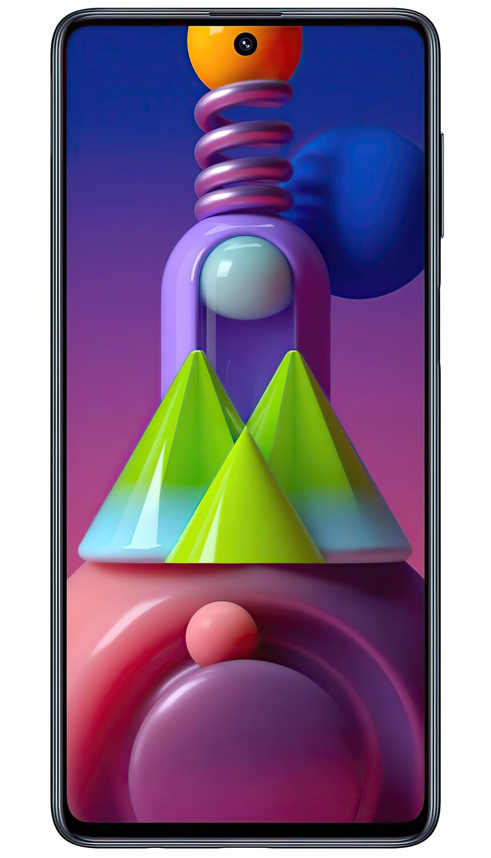 Смартфон Samsung Galaxy M51 6/128 (M515/128) Black фото 1