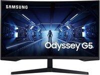 "Монітор 31.5"" Samsung Odyssey G5 (LC32G55TQWIXCI)"