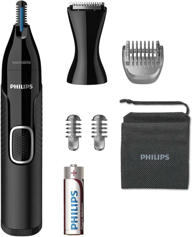 Триммер для носа и ушей Philips NT5650/16 фото 1
