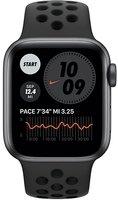 Смарт-годинник Apple Watch Nike SE GPS 40mm Space Gray Aluminium Case with Anthracite/Black Nike Sport Band Regular