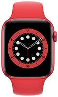 Смарт-часы Apple Watch Series 6 GPS 40mm PRODUCT(RED) Aluminium Case with PRODUCT(RED) Sport Band Regular