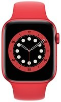 Смарт-часы Apple Watch Series 6 GPS 44mm PRODUCT(RED) Aluminium Case with PRODUCT(RED) Sport Band Regular