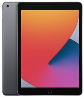 "Планшет Apple iPad 10.2"" Wi-Fi 32Gb Space Grey (MYL92RK/A)2020"