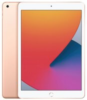 "Планшет Apple iPad 10.2"" Wi-Fi 128Gb Gold (MYLF2RK/A)2020"