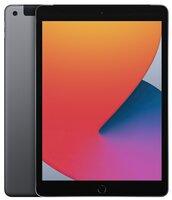 "Планшет Apple iPad 10.2"" Wi-Fi + LTE 32Gb Space Grey (MYMH2RK/A)2020"