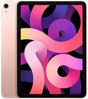 "Планшет Apple iPad Air 10.9"" Wi-Fi + LTE 64Gb Rose Gold (MYGY2RK/A)2020"