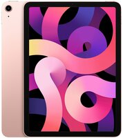 "Планшет Apple iPad Air 10.9"" Wi-Fi 64Gb Rose Gold (MYFP2RK/A)2020"
