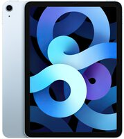 "<p>Планшет Apple iPad Air 10.9"" Wi-Fi 64Gb Sky Blue (MYFQ2RK/A) 2020</p>"