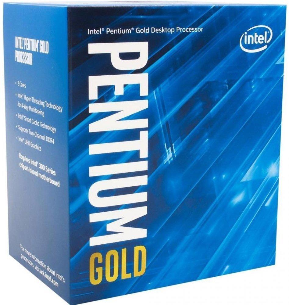 Процесор Intel Pentium Gold G6400 2/4 4.0GHz (BX80701G6400) фото1