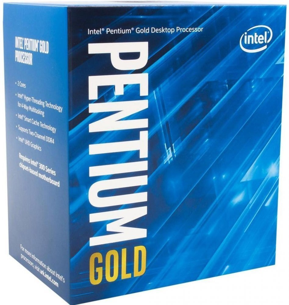 Процесор Intel Pentium Gold G6400 2/4 4.0GHz (BX80701G6400) фото