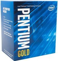 Процессор Intel Pentium Gold G6400 2/4 4.0GHz (BX80701G6400)