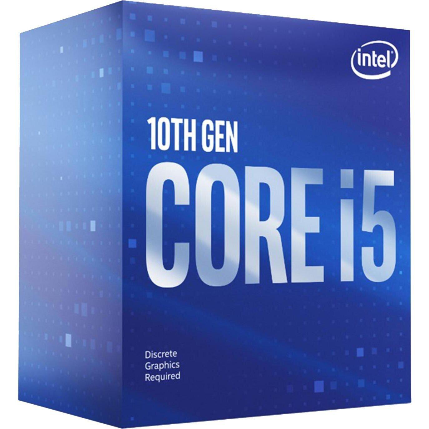 Процесор Intel Core i5-10400F 6/12 2.9GHz (BX8070110400F) фото1