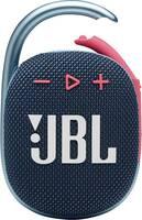 Портативная акустика JBL Clip 4 Blue Pink (JBLCLIP4BLUP)
