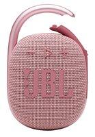Портативная акустика JBL Clip 4 Pink (JBLCLIP4PINK)