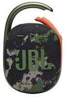 Портативная акустика JBL Clip 4 Squad (JBLCLIP4SQUAD)