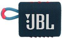 Портативна акустика JBL GO 3 Blue Pink (JBLGO3BLUP)