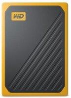 SSD накопитель WD Passport Go 2TB USB 3.0 Yellow (WDBMCG0020BYT-WESN)