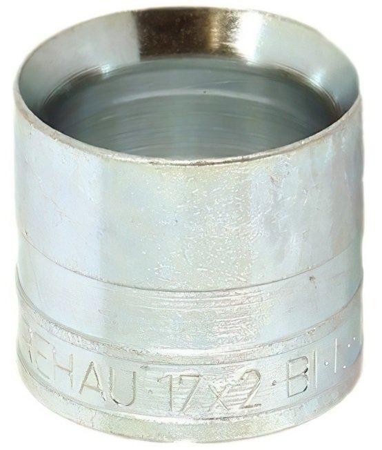 Гильза для запрессовки Rehau Rautherm S 17х2,0 мм фото 1