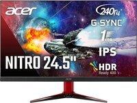 """<p>Монітор 24.5"""" Acer NITRO VG252QX (UM.KV2EE.X01)</p>"""