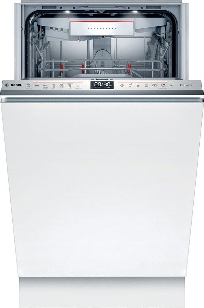 Встраиваемая посудомоечная машина Bosch SPV6ZMX23E фото