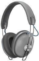 Навушники Bluetooth Panasonic RP-HTX80BGCH Grey
