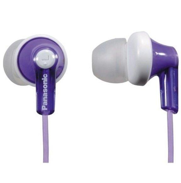 Навушники Panasonic RP-HJE118GUV Violet фото1