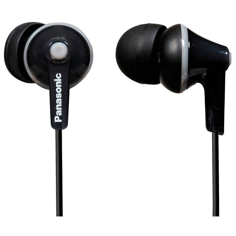 Навушники Panasonic RP-HJE125E-K Black фото1