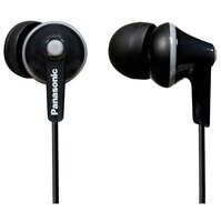 Навушники Panasonic RP-HJE125E-K Black