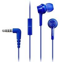 Наушники Panasonic RP-TCM115GCA Blue