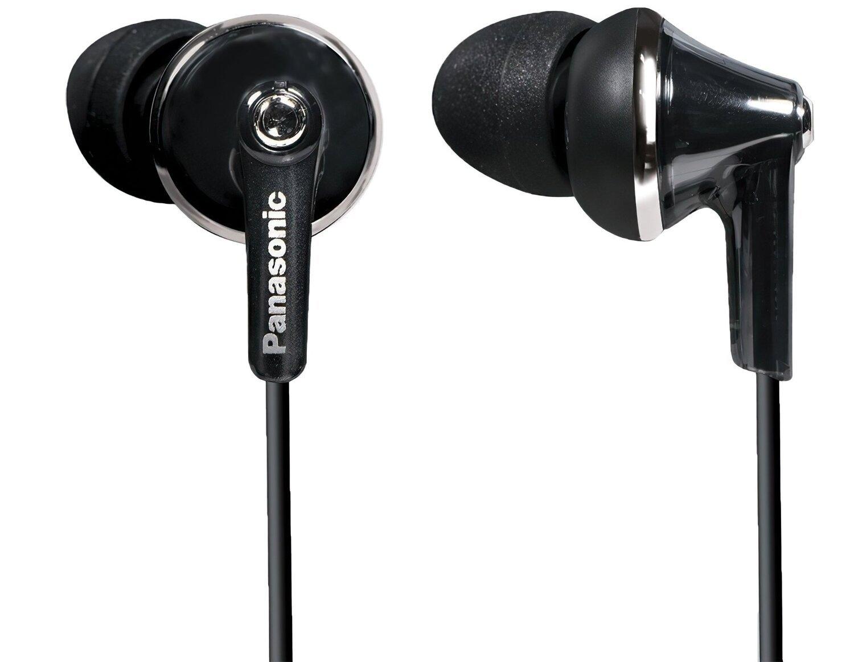Навушники Panasonic RP-HJE190E-K Black фото1