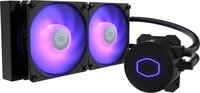 Система жидкостного охлаждения Cooler Master MasterLiquid ML240L V2 RGB (MLW-D24M-A18PC-R2)
