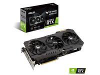 Видеокарта ASUS GeForce RTX3090 24GB GDDR6X TUF GAMING OC (TUF-RTX3090-O24G-GAMING)