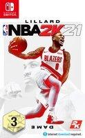 Игра NBA 2K21 (Nintendo Switch, Английский язык)