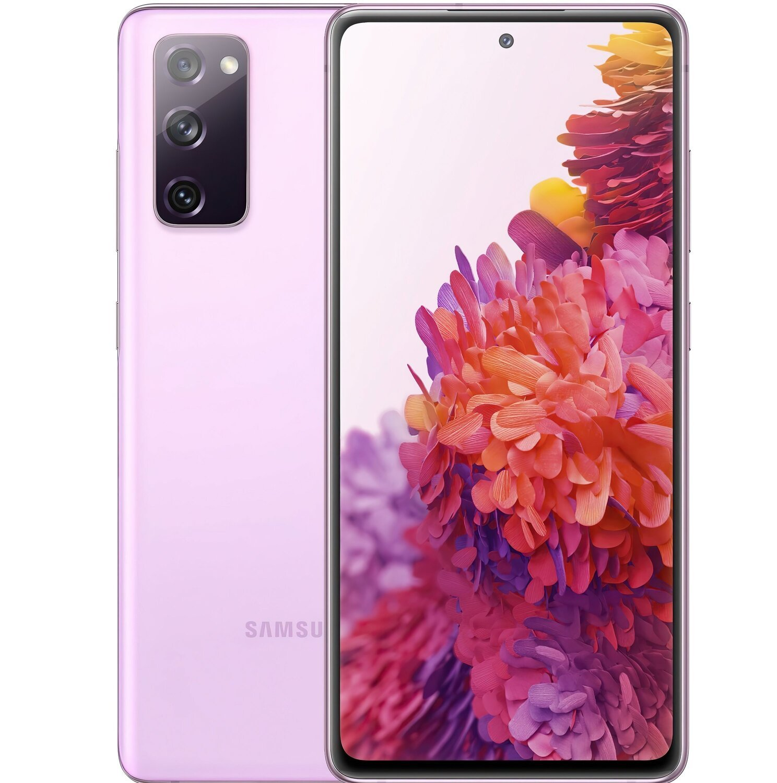 Смартфон Samsung Galaxy S20 FE Light Violet фото