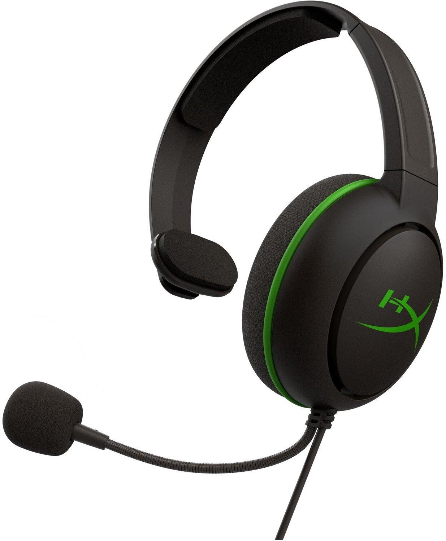 Игровая гарнитура HyperX Cloud Chat для Xbox One (HX-HSCCHX-BK/WW) фото 1