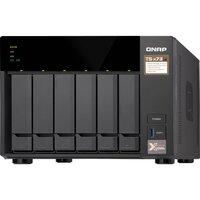 Сетевое хранилище QNAP TS-673-4G