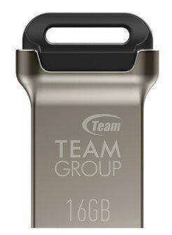 Накопичувач USB 3.0 Team 16GB C162 Black (TC162316GB01) фото